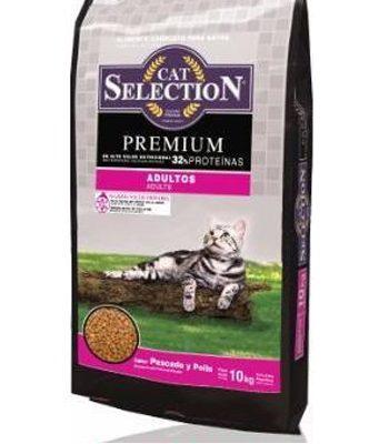 CAT-SELECTION-Premium10 kg
