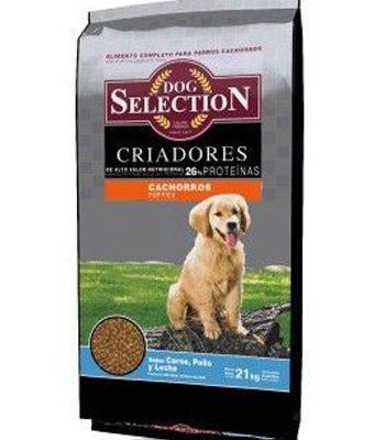 DOG-SELECTION-CriadoresCACHORROS-21kg