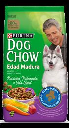 Alimentos Premium - Dog Chow edad madura 21kg